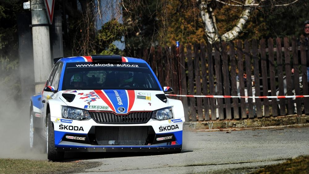 Kopecký s Dreslerem vítězi 37. KOWAX Valašské rally ValMez