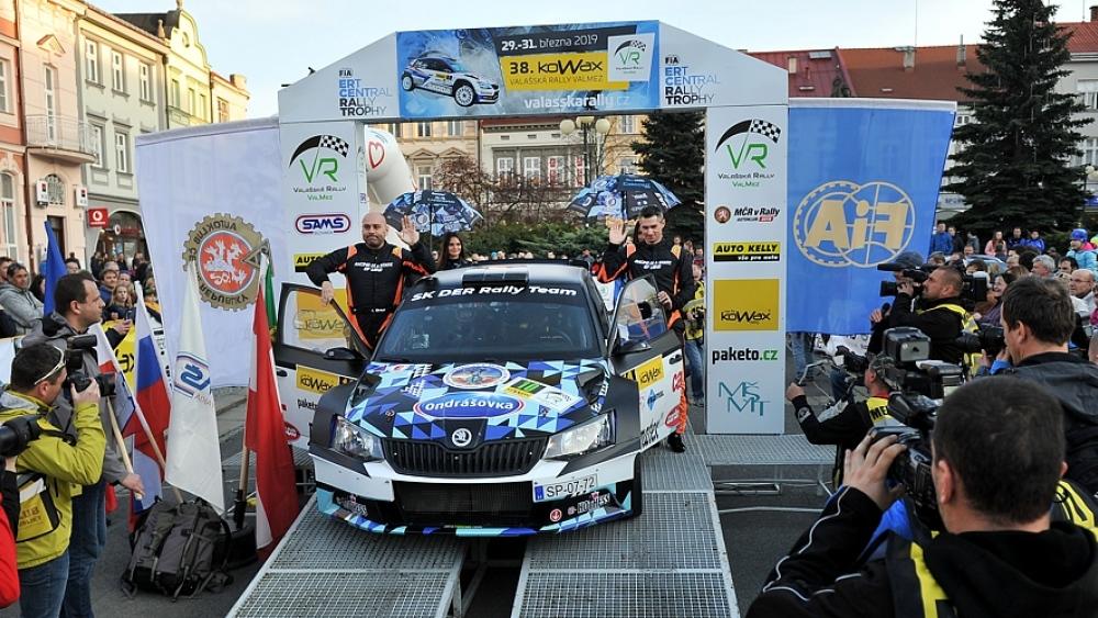 KOWAX ValMez Rally a Sprintrally nabírají finální kontury