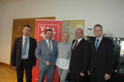 Valašská rally Valmez 2017 - starostové