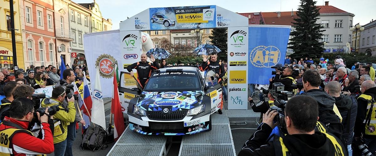 KOWAX ValMez Rally a Rallysprint nabírají finální kontury
