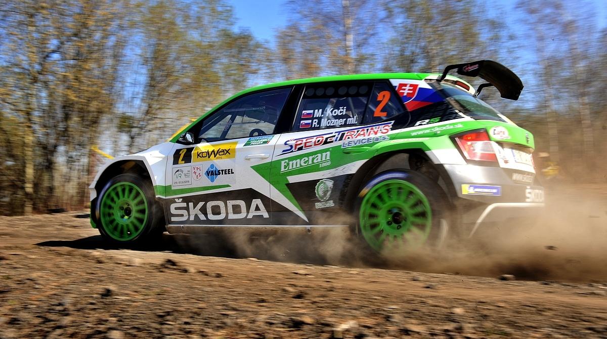 Valaška součástí MSR a v úzkém spojení s Rallye Tatry