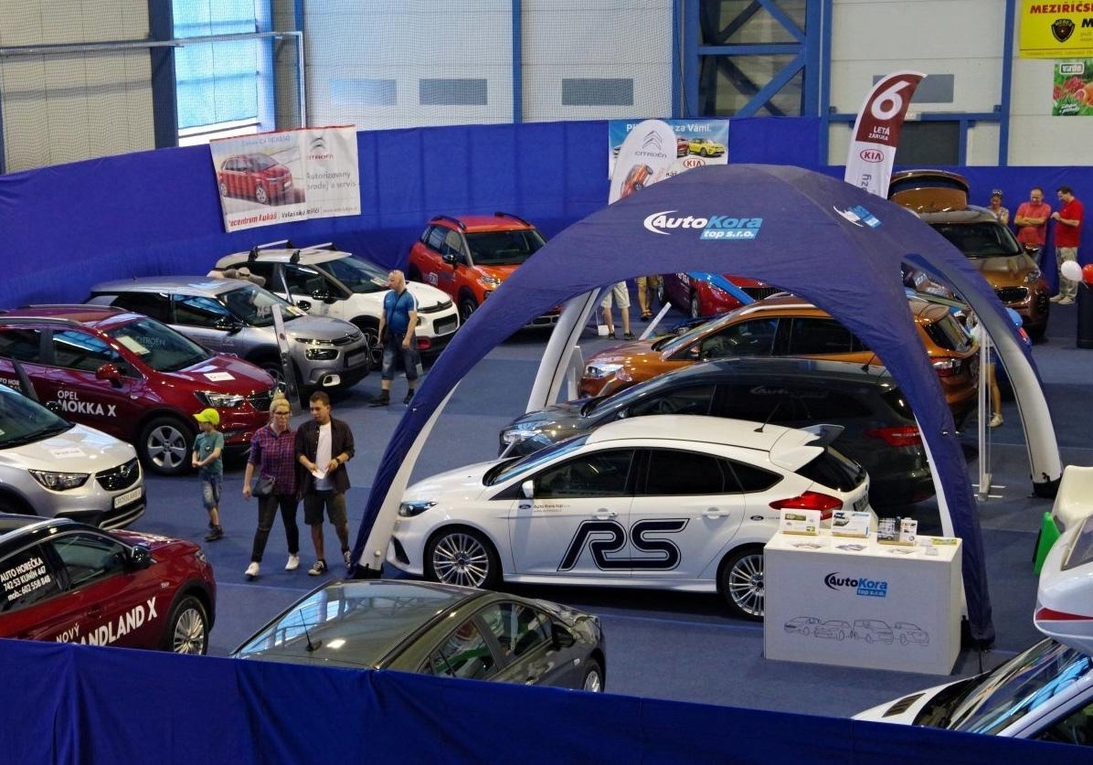 XXIV. Valašský autosalon nabídne automobilové skvosty