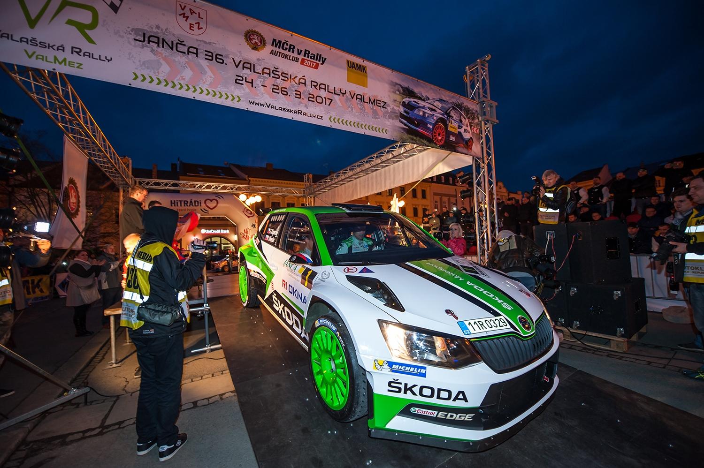 KOWAX Valašská rally ValMez nabídne kvalitu i kvantitu