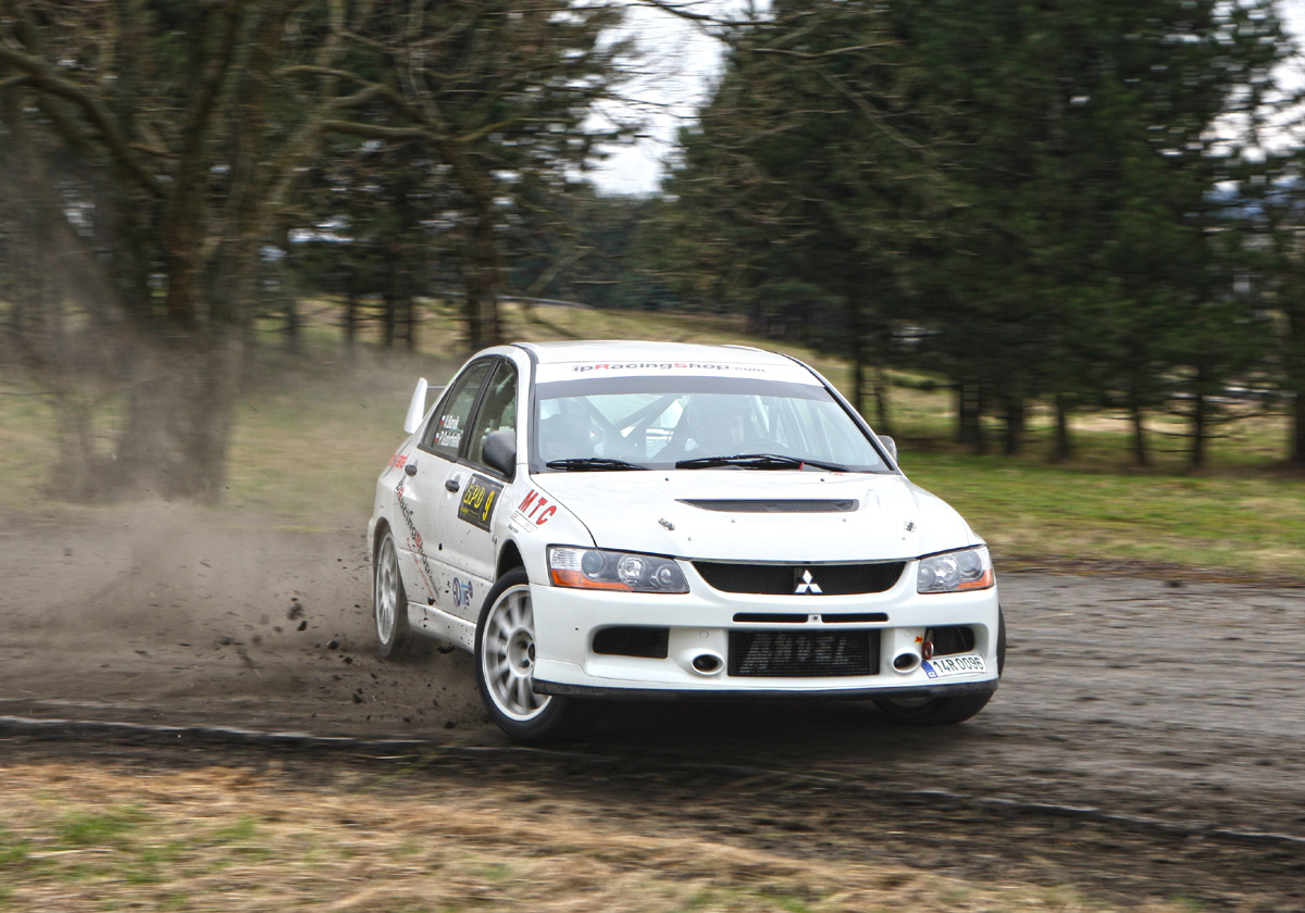 Valašská rally - program Barvík