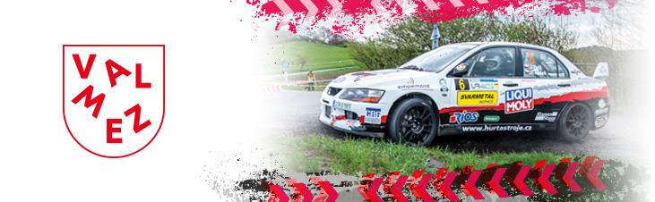 Janča 36. Valašské Rally